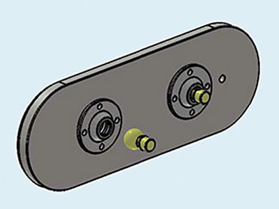 Ball Joint for Suction Pad